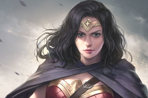 Wonder Woman Arts 2018