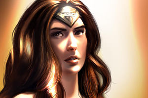 Wonder Woman Artt