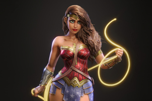 Wonder Woman Artwork4k