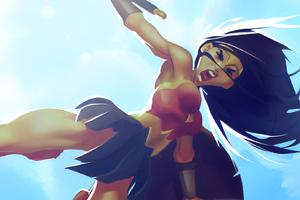 Wonder Woman Attack