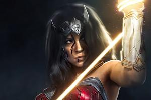 Wonder Woman Badass Wallpaper