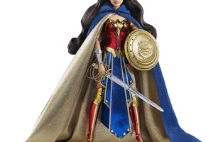 Wonder Woman Barbie Wallpaper