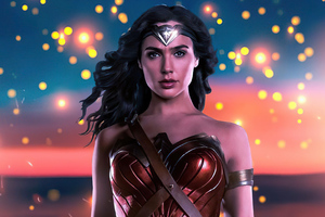 Wonder Woman Bonds Of Love 4k Wallpaper
