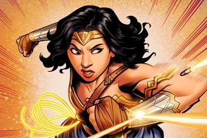 Wonder Woman Character 5k Wallpaper