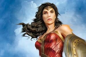 Wonder Woman Coming 4k 2020