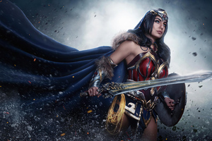 Wonder Woman Cosplay 2020 4k Wallpaper