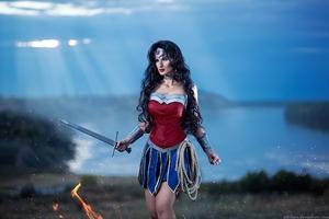 Wonder Woman Cosplay 2020