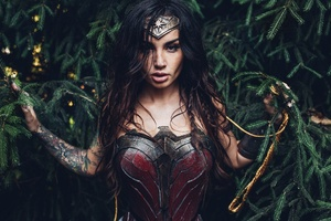 Wonder Woman Cosplay Fantasy