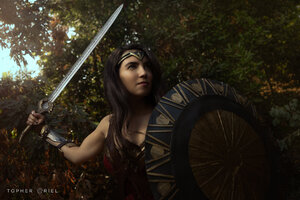 Wonder Woman Cosplay New