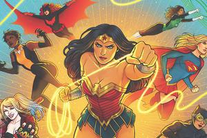 Wonder Woman Dc Fandome Heroes Wallpaper