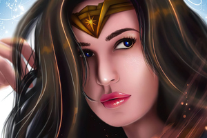 Wonder Woman Dc Universe 4k Wallpaper