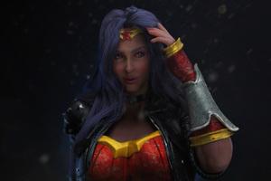 Wonder Woman Digital Artwork 2018