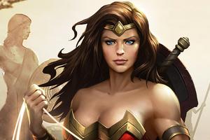 Wonder Woman Fan Artwork 2020 Wallpaper