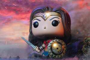 Wonder Woman Funko 5k