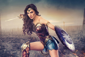 Wonder Woman Gal 2020 Wallpaper