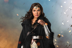 Wonder Woman Gal Gadot 2020 Wallpaper