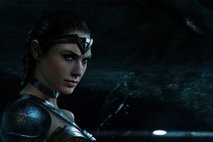 Wonder Woman Gal Gadot New