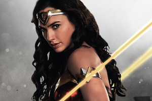 Wonder Woman Gal Wallpaper