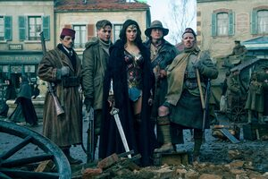 Wonder Woman Hd Movie