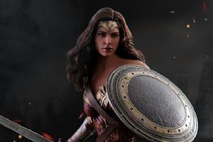 Wonder Woman Justice 4k