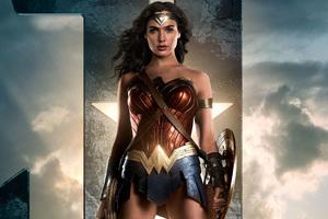 Wonder Woman Justice League 2017 Wallpaper