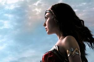 Wonder Woman Justice League 2020