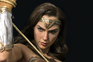 Wonder Woman Justice League Hero 4k