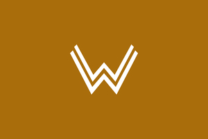 Wonder Woman Minimalism Logo