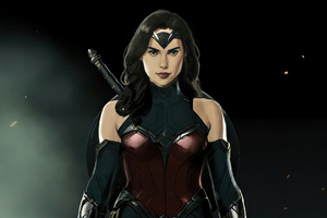 Wonder Woman New 4k