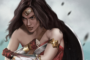 Wonder Woman New Arts 2019