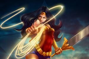 Wonder Woman New Arts