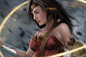 Wonder Woman New Artss