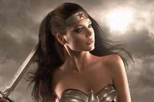 Wonder Woman New Cosplay 2020 Wallpaper