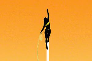 Wonder Woman Newart