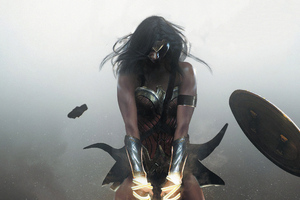 Wonder Woman Powers