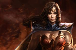 Wonder Woman Queen
