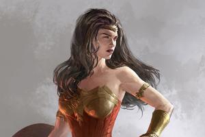 Wonder Woman Side