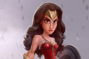 Wonder Woman Sketch Artworks