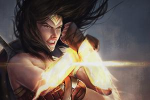 Wonder Woman Start