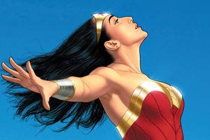 Wonder Woman Vol 1 766 Variant 4k Wallpaper
