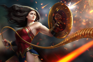Wonder Woman Warrior 4k 2020 Wallpaper