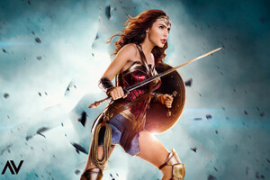 Wonder Woman Warrior Arts