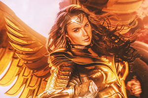 Wonder Woman Wings