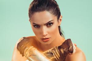 Wonder Woman X Wallpaper