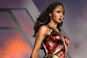 Wonder Woman Zack Snyder Justice League