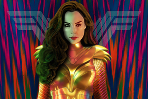 Wonder Woman1984 Art Wallpaper
