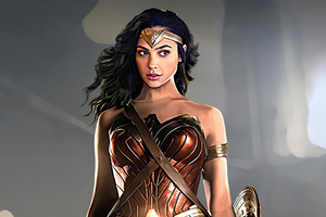 Wonder Woman2020 Art Wallpaper