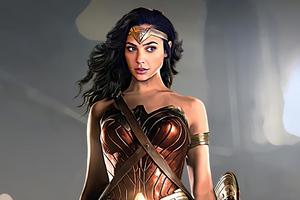 Wonder Woman2020 Art