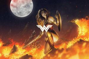 Wonder Woman4k