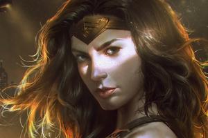 Wonder Woman4k New Art